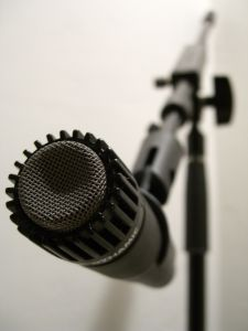Microphone - Translator Interview Blog Series